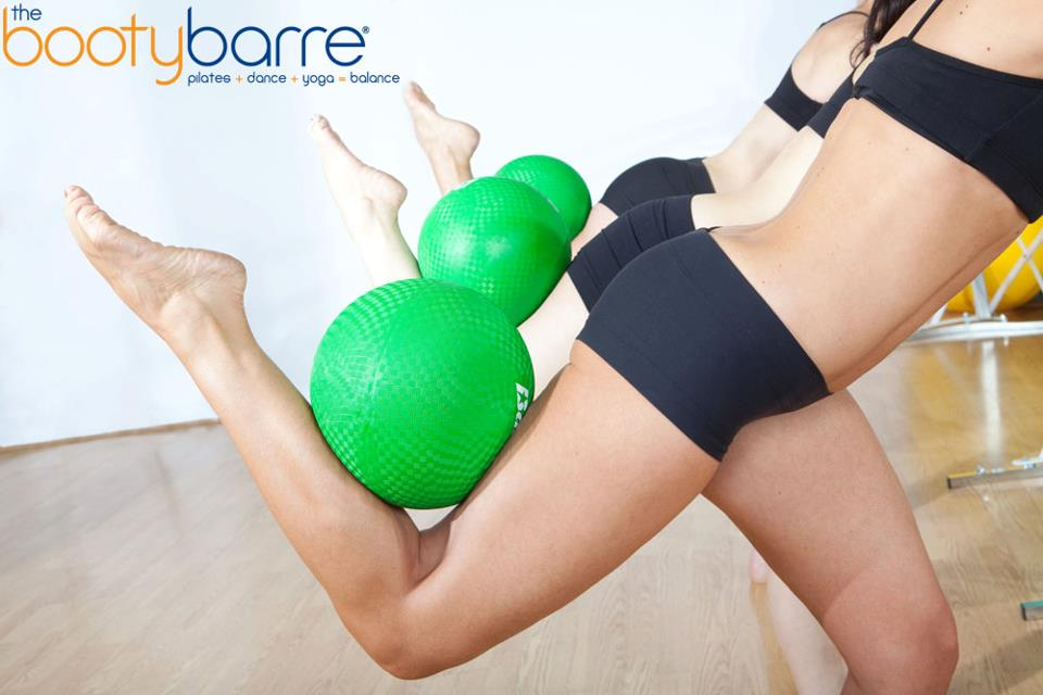 Booty Barre - Studio Pilates