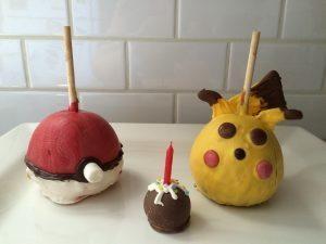 Pokemon Dessert