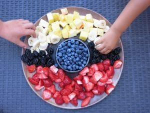 Pokemon Fruit Tray