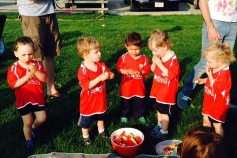 Little Kickers Reunion