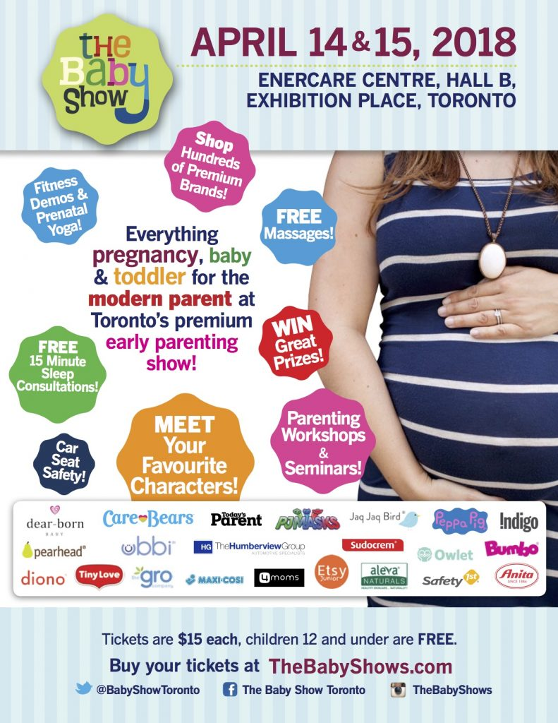 The Baby Show Spring 2018 Discount